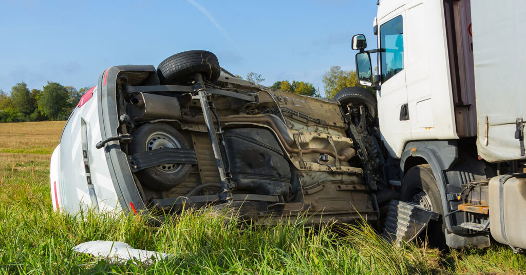 18-Wheeler Accident Attorney in Beaumont, Texas
